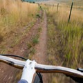 Top of the hill.- Mount Carbon Loop