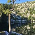 Little Bear Lake in the morning. - Bear Lakes