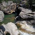 Devils Punchbowl.- Devils Punchbowl Swimming Hole