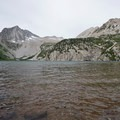 Snowmass Lake. - Four Pass Loop