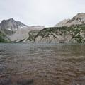 Snowmass Lake. - Four Pass Loop
