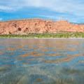 Water in the desert.- Ken's Lake