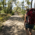 Hiking the South Boulder Creek Trail.- South Boulder Creek Trail via Bobolink Trailhead