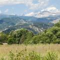 View west toward Mount Audubon (13,223 ft) in the Front Range.- South Boulder Creek Trail via Bobolink Trailhead