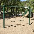 Playground at Eben G. Fine Park.- Eben G. Fine Park