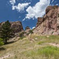 Red Rocks.- Red Rocks Trail