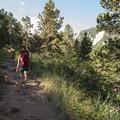 McClintock Trail.- McClintock Trail Hike