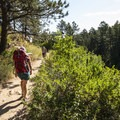 Hiking the McClintock Trail.- McClintock Trail Hike