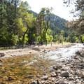 South Boulder Creek in Eldorado Canyon State Park.- Eldorado Canyon State Park