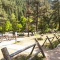 Eldorado Canyon State Park day use picnic area.- Eldorado Canyon State Park