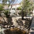 South Boulder Creek and Eldorado Springs Pool.- Eldorado Springs Pool