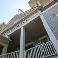 Chautauqua Park Dinning Hall.- Chautauqua Park + National Historic Landmark