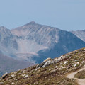 Never-ending views.- Peak 12,150 Hike