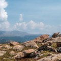 Non-stop scenery on this hike!- Ute Trail Hike to Timberline Pass