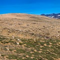 Big Horn Plateau.- John Muir Trail Section 4