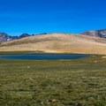 Big Horn Plateau.- John Muir Trail Section 4