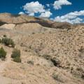 Great view of the trail behind.- 18 Road Mountain Bike Trails: Joe's Ridge