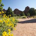 Garden of the Gods.- Garden of the Gods National Natural Landmark