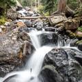 Calypso Cascades.- Ouzel Falls Hike