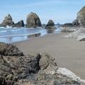 Oceanside + Three Arch Rocks National Wildlife Refuge.- Oceanside + Three Arch Rocks National Wildlife Refuge