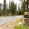 Pawnee Campground.- Pawnee Campground