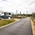 Pawnee Campground Elk Loop.- Pawnee Campground