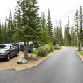 Pawnee Campground Moose Loop.- Pawnee Campground