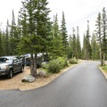 Pawnee Campground adjacent to Brainard Lake.- Brainard Lake Recreation Area
