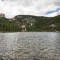 Bear Lake, Rocky Mountain National Park.- Bear Lake Loop Hike