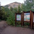 Missouri Mountain Trail information.- Missouri Mountain