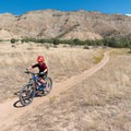 All-age riding is encouraged.- 18 Road Mountain Bike Trails: Kessel Run