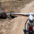 Speed is your friend here.- 18 Road Mountain Bike Trails: Kessel Run