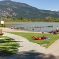 One Mile Lake Park.- One Mile Lake Mountain Bike Trails: Lumpy's Epic