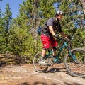 Riding Lumpy's Epic.- One Mile Lake Mountain Bike Trails: Lumpy's Epic