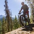 - One Mile Lake Mountain Bike Trails: Lumpy's Epic