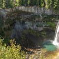 Brandywine Falls.- Brandywine Falls Provincial Park
