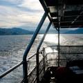 Ferry from Lake Chelan to Stehekin.- Purple Pass Hiking Loop