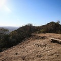 A small clearing near the apex of Mount Lee on which the Hollywood Sign sits.- Hollywood Sign via Hollyridge Trail