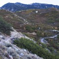 Bell's Canyon is beautiful in the fall.- Bells Canyon Trail Hike