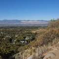 Views from the Bell's Canyon Trail.- Bells Canyon Trail Hike