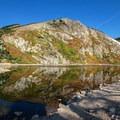 Saint Mary's Lake.- Saint Mary's Glacier + Saint Mary's Lake