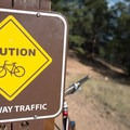 Pay attention to your direction, there is only one two-way trail here.- Betasso Preserve Loop Mountain Bike Ride
