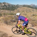 A great view from Sandy Wash.- Sandy Wash Mountain Bike Ride