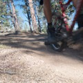 Some of the most fun at Buffalo Creek ever.- Sandy Wash Mountain Bike Ride