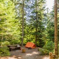 Another site in the South Loop.- Cal-Cheak Recreation Site + Campground