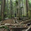 New dirt and new lines this year.- Mount Fromme Trails: Ladies Only + Lower Ladies