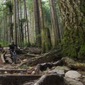 Still has the old school features.- Mount Fromme Trails: Ladies Only + Lower Ladies