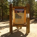 The Emerald Lake Trailhead.- Emerald Lake + Sky Meadow Hike