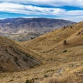 The steep rise in elevation while hiking to Peavine Peak gives way to great Reno views.- Peavine Peak Hike on Peavine Mountain
