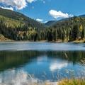Sylvan Lake.- West Brush Creek Trail Hike